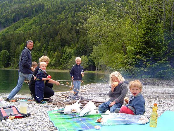 familienspass am Sonnenhof am Weissensee in Kärnten Urlaub am Bauernhof