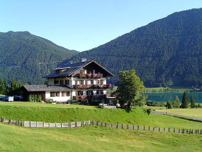Panoram Sonnenhof am Weissensee in Kärnten